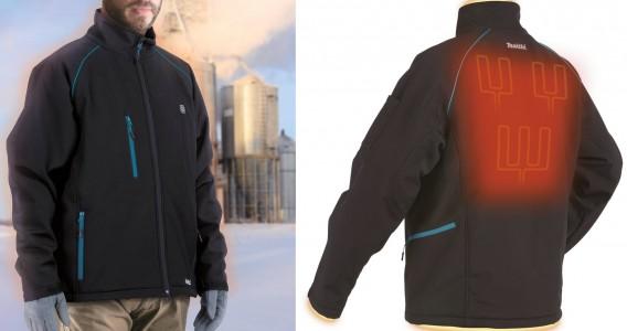 Ha llegado la nueva chaqueta Makita más caliente