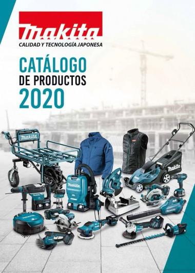 Catalogo Makita 2020