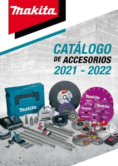 Catálogo de accesorios Makita 2021