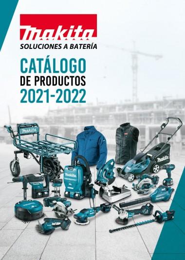 Catalogo de herramientas Makita 2021