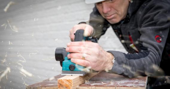 Herramientas indispensables para carpintería